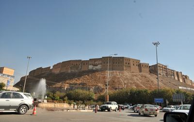La Cittadella di Erbil (foto MAIKI)