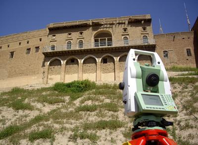 La Cittadella di Erbil, Case di Periodo ottomano (foto MAIKI)