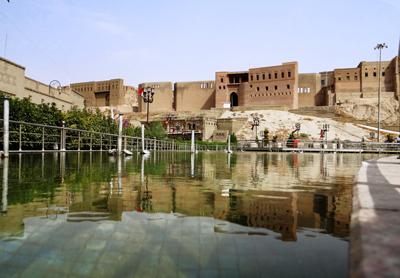 La Cittadella di Erbil, La Porta Meridionale (Copyright MAIKI)