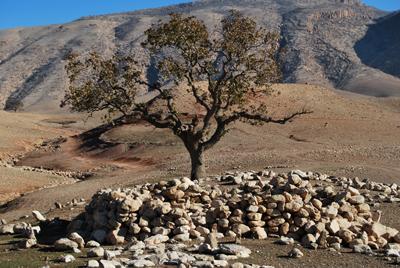 La ricognizione archeologica della MAIKI (Copyright MAIKI)