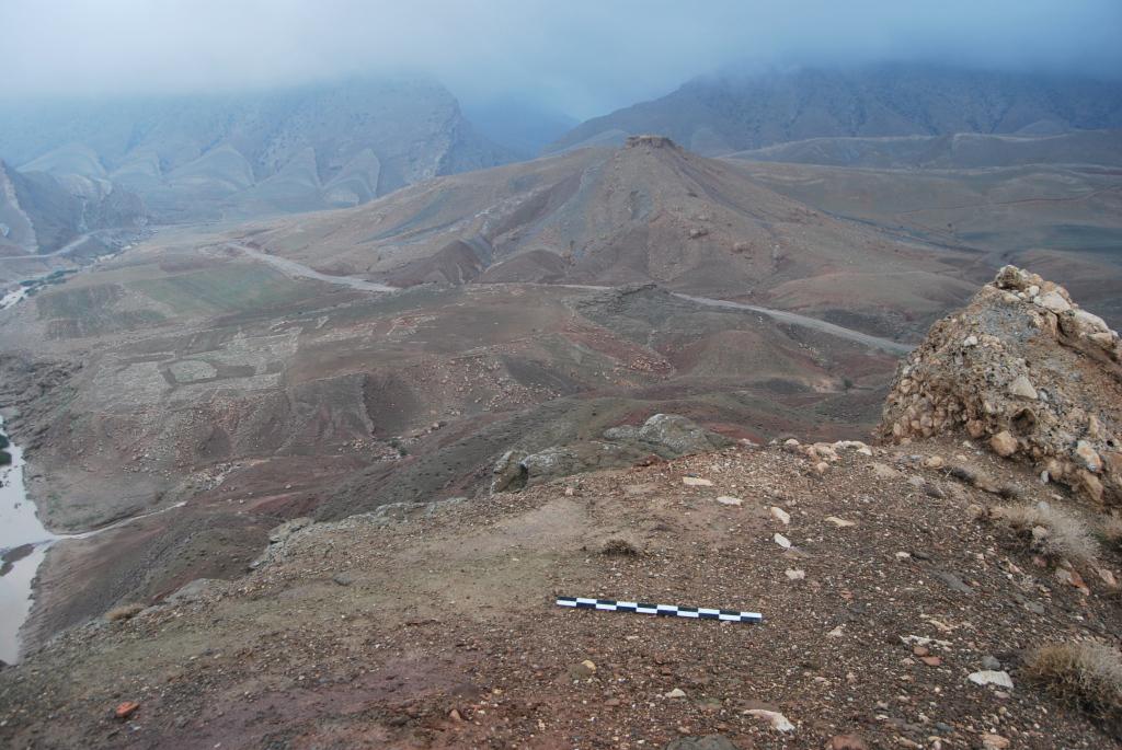 Maiki Archaeological Survey: site MSP-0022 (Copyright MAIKI)