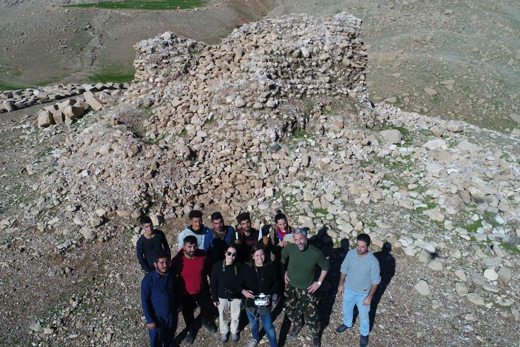 Team at Paikuli (Copyright MAIKI)